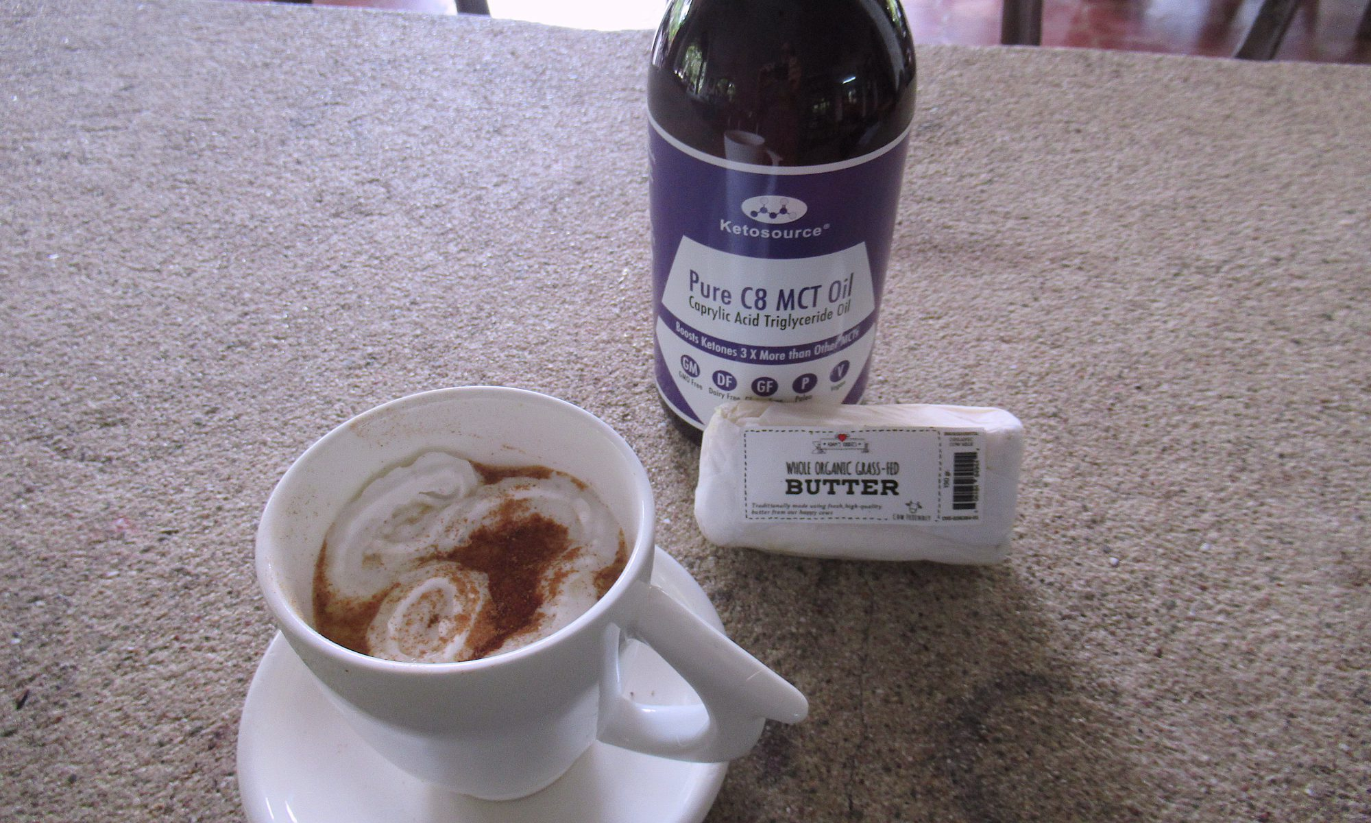Neu Bulletproof Coffee original